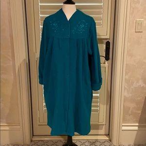 Missy Lane teal robe